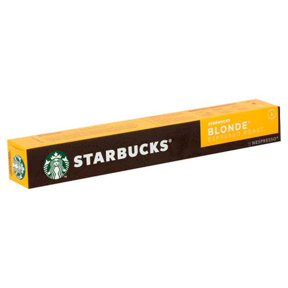 Starbucks By Nespresso Blonde espresso cups product photo