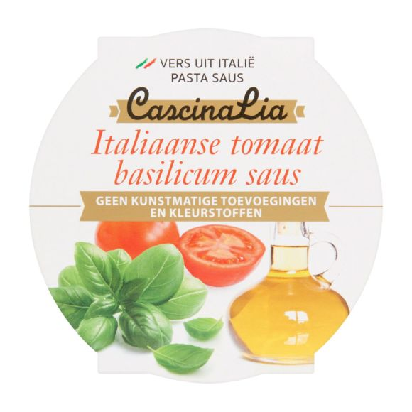 Cascina Pastasaus met tomaat product photo