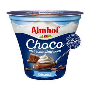Almhof Chocolade slagroom original product photo