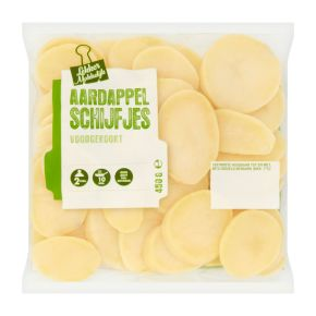 Aardappelschijfjes product photo