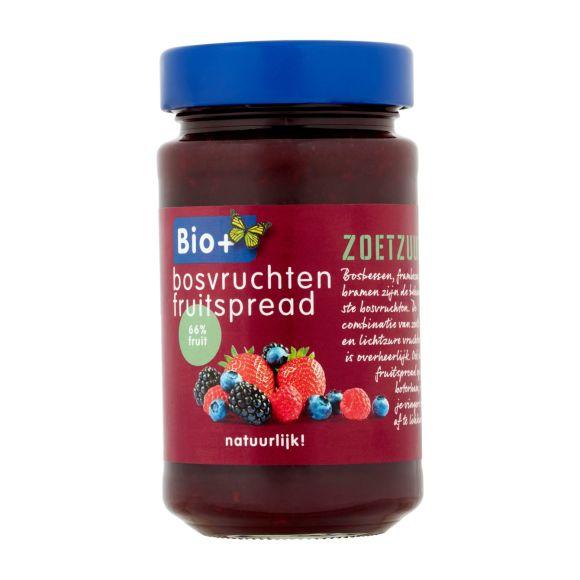 Bio+ Fruitspread bosvruchten product photo