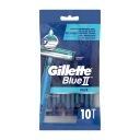 Gillette Blue II Plus wegwerpmesjes voor mannen product photo