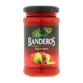 Bandero Taco saus product photo