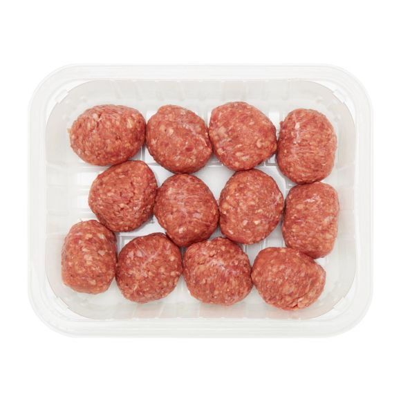 Runder gehaktballetjes product photo