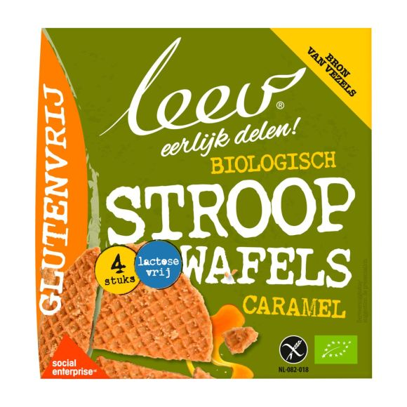 Leev Stroopwafels product photo