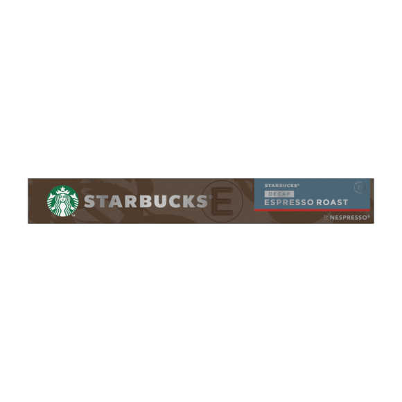 Starbucks by Nespresso decaf espresso product photo