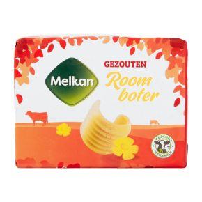 Melkan Roomboter gezouten product photo