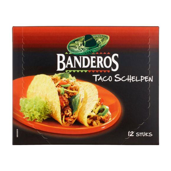 Bandero Taco schelpen product photo