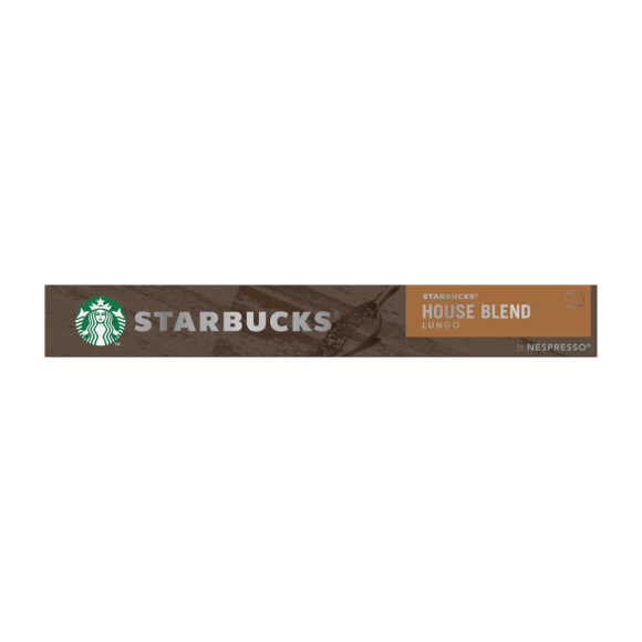 Starbucks by Nespresso house blend medium cups product photo