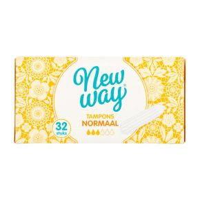 Newway Tampons normaal product photo