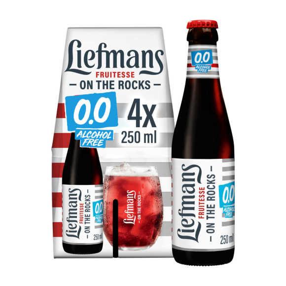 Liefmans Fruitesse bier 0% product photo