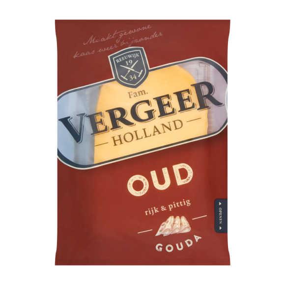 Vergeer Oud gesneden kaas plakken product photo