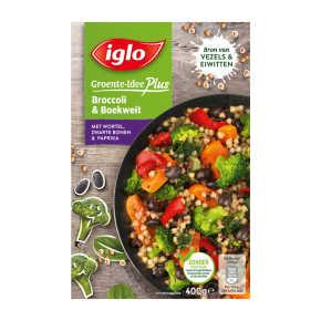Iglo Groente-Idee Plus Broccoli & Boekweit product photo