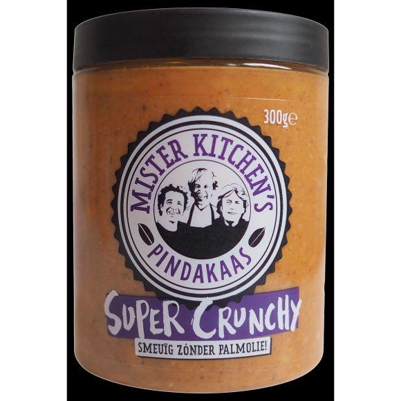 Mr Kitchen Pindakaas super crunchy product photo