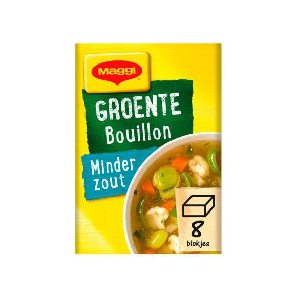 Maggi Bouillon groenten product photo