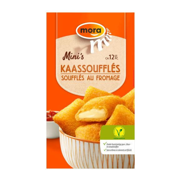 Mora Mini's Mini kaassoufflés product photo