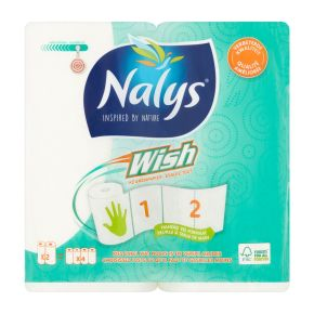 Nalys Wish maxirol keukenpapier product photo