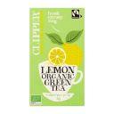 Clipper Organic green tea lemon biologisch product photo