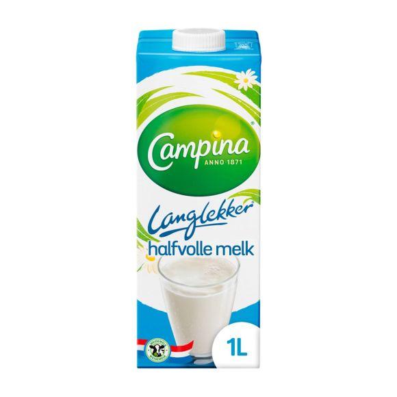 Campina Halfvolle houdbare melk product photo