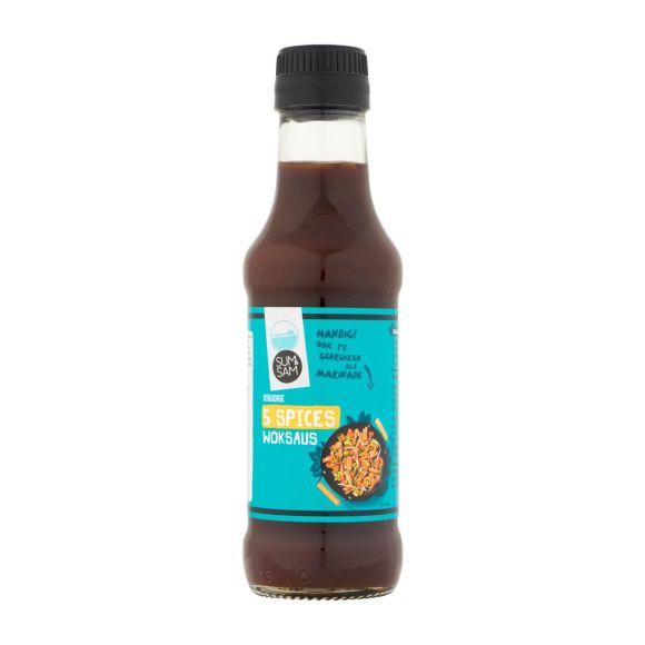 Sum & Sam Woksaus 5 spices product photo