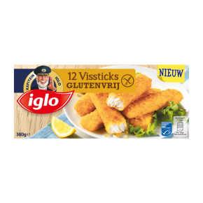 Iglo Vissticks glutenvrij product photo