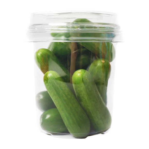 Snackkomkommer product photo