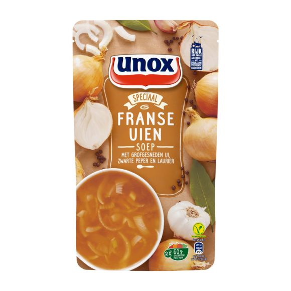 Unox Franse uiensoep product photo