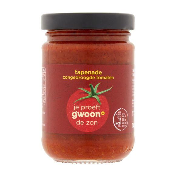 g'woon Tapenade zongedroogde tomaat product photo
