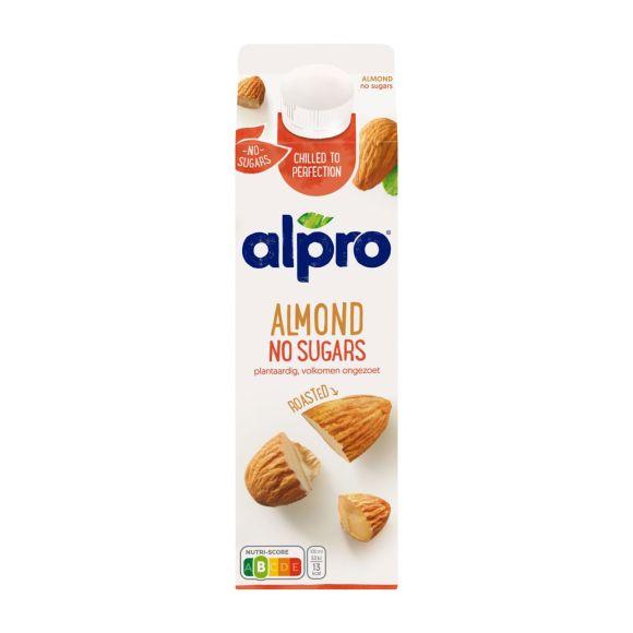 Alpro Almond no sugars product photo
