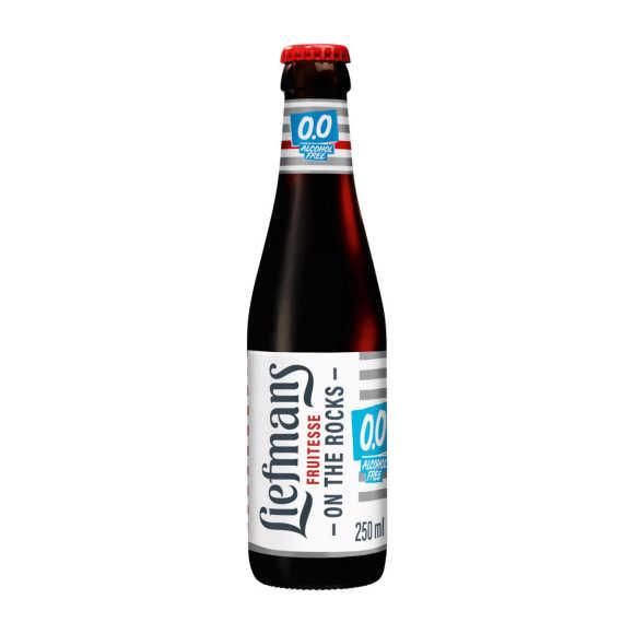 Liefmans Fruitesse Alcoholvrij Speciaalbier fles product photo