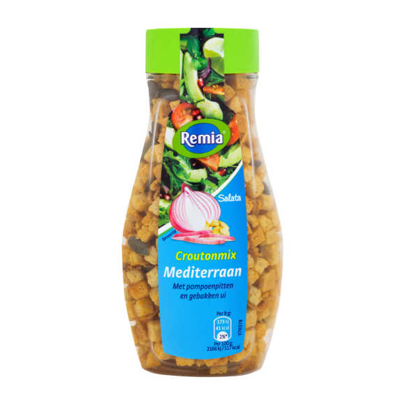 Remia Croutonmix mediterraans product photo