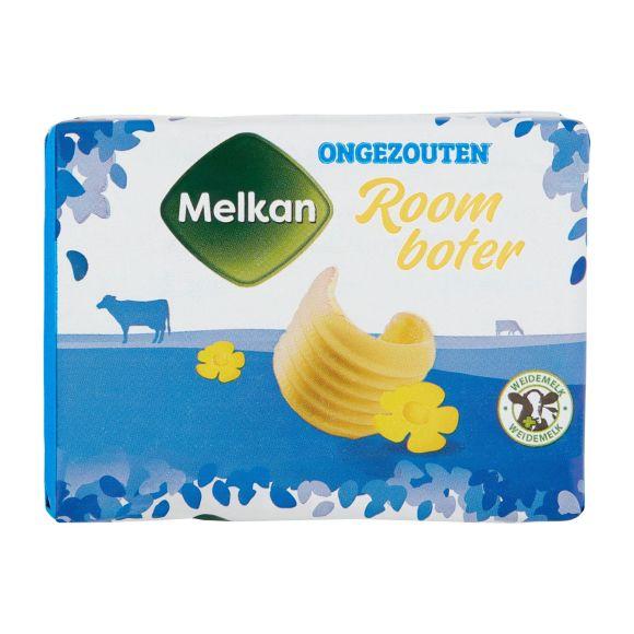 Melkan roomboter ongezouten product photo