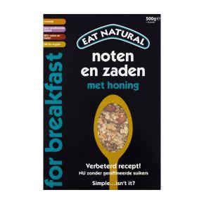 Eat Naturel Ontbijtgranen noten & granen met honing product photo