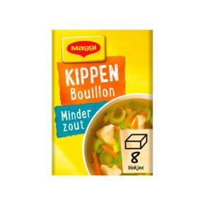 Maggi Bouillon kip minder zout product photo