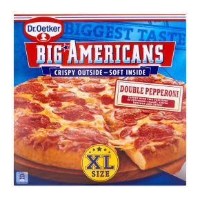Dr. Oetker Big Americans XL pepper product photo