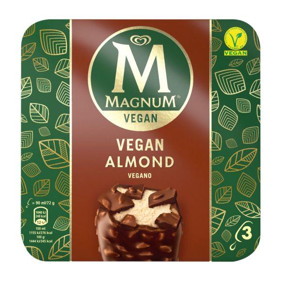 Magnum Vegan almond product photo