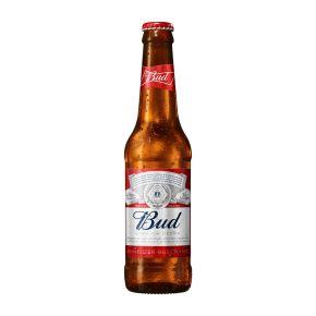Bud Pils blik product photo