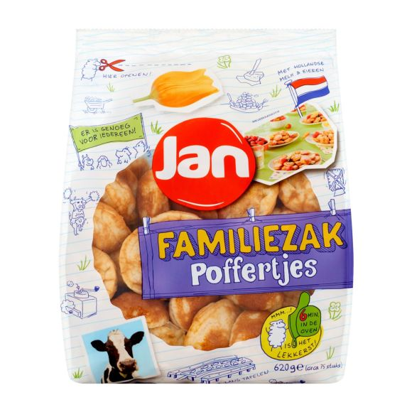 Jan poffertjes familiezak product photo