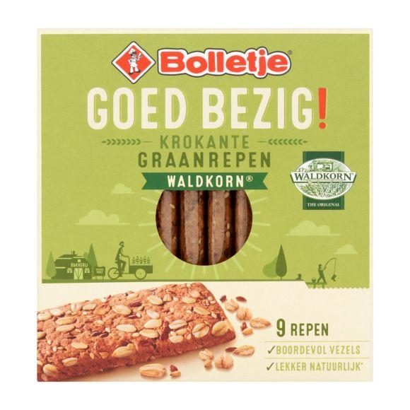 Bolletje Goed Bezig waldkorn repen product photo