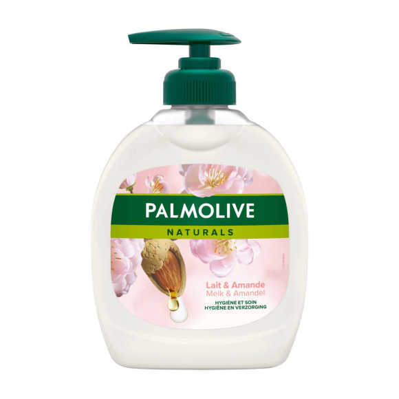 Palmolive Vloeibare zeep amandel product photo