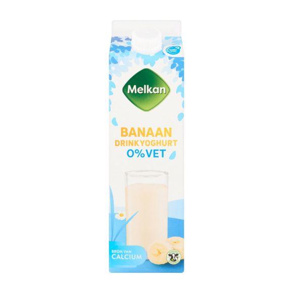Melkan Drinkyoghurt banaan-kiwi product photo