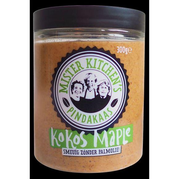 Mr Kitchen Pindakaas kokos maple product photo