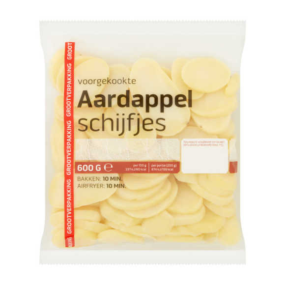 Aardappelschijfjes voordeelverpakking product photo