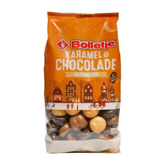 Bolletje Kruidnoten karamel chocolade product photo