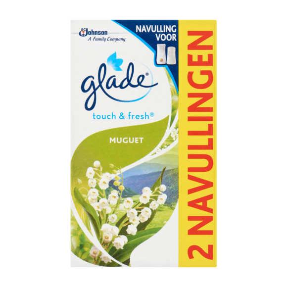 Glade Touch & fresh navullig duo muguet product photo