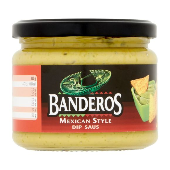 Bandero Mexican style dipsaus product photo