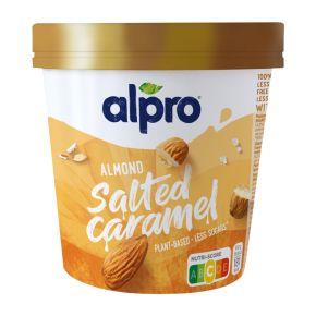 Alpro Amandel & Gezouten caramel product photo