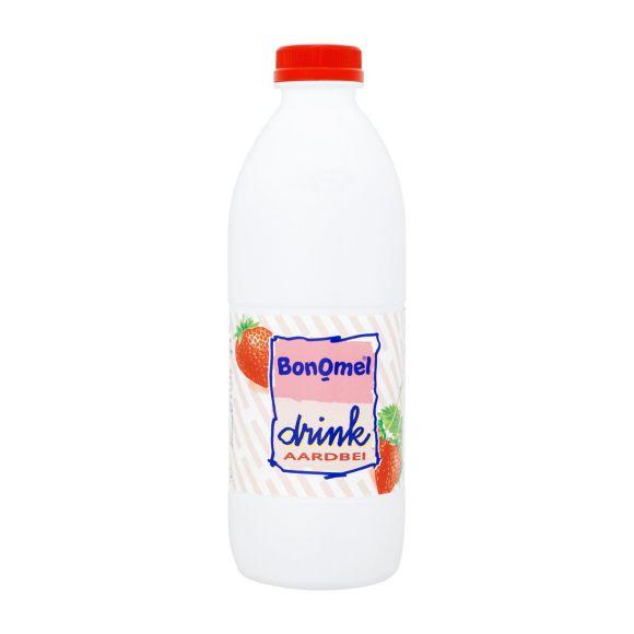 Bonomel yoghurtdrink aardbei product photo