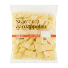 Stamppotaardappelen product photo