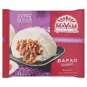 Mayam Bapao varkensvlees product photo